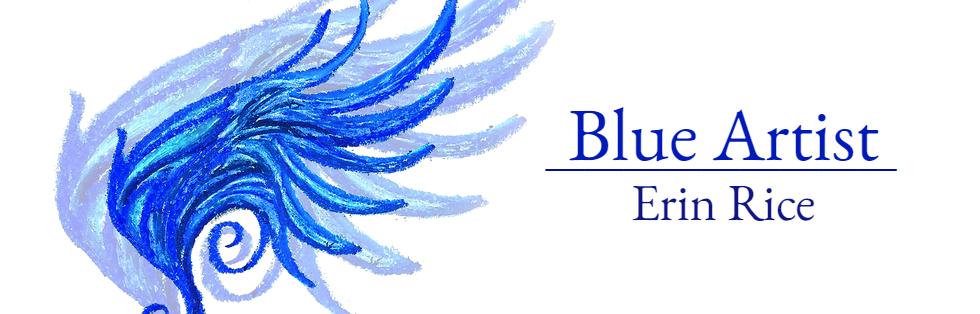 Blue Artist